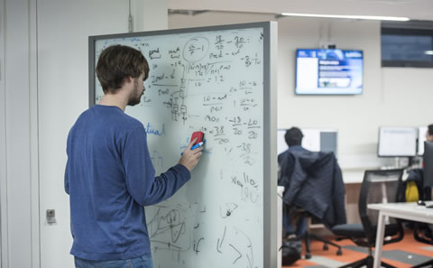 Inside the Southampton University labs