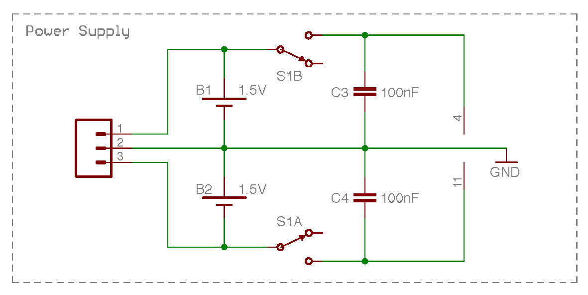The Power Supply Circuit