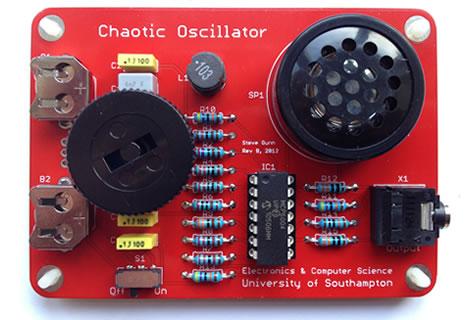 Chaotic Oscillator Kit