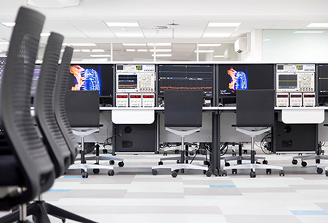 ECS teaching laboratory