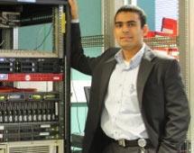 Raj Shah internships at Southampton University