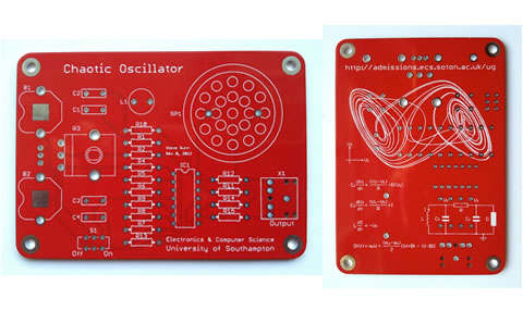 The Printed Circuit board (PCB)